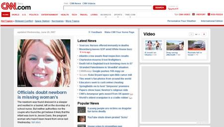CNN.com relaunchbeta