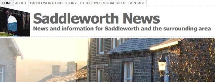 Hyperlocal voices: Saddleworth News