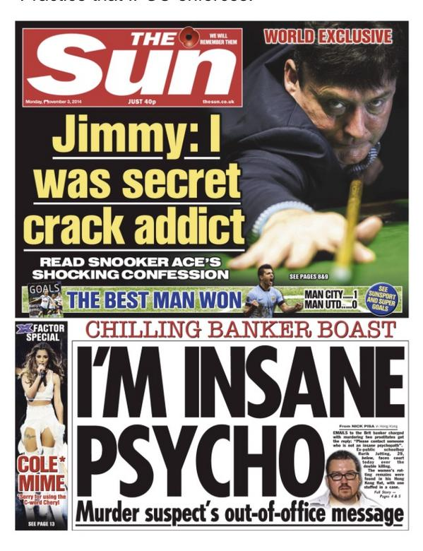 sun email front cover
