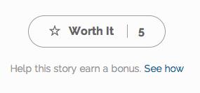 beacon worth it button