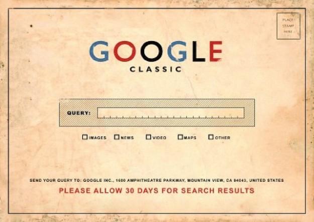Google Classic