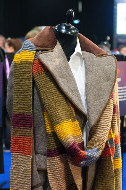 dr who scarf