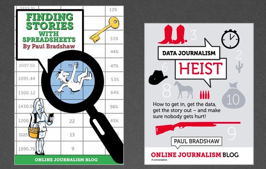 Excel for journalists books