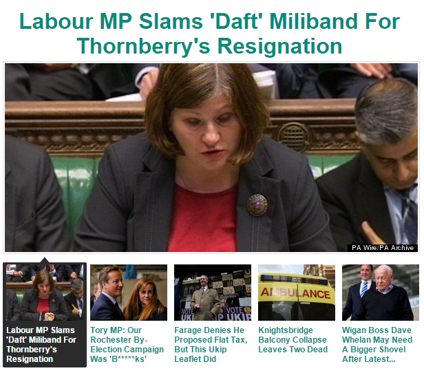 Huffingtonpost uk headlines