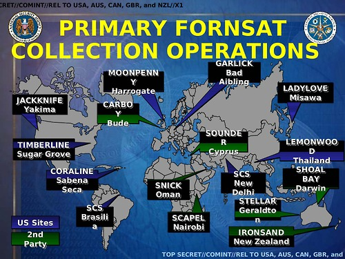 fornsat surveillance map