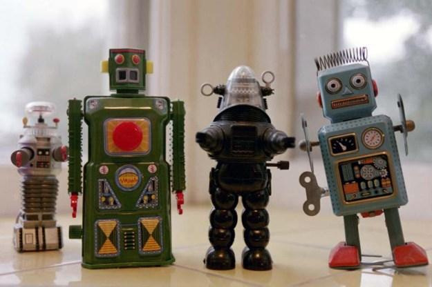 4 robots