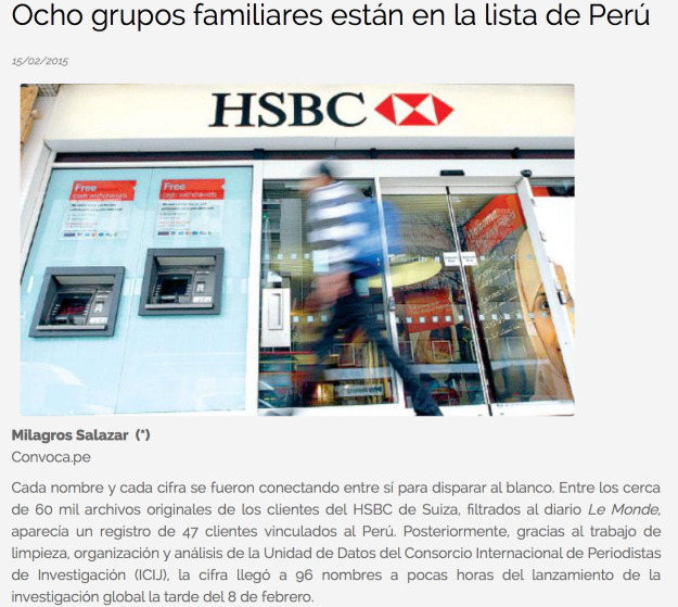 HSBC screenshot