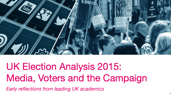UK election analysis 2015 report