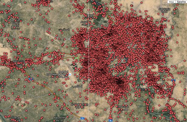 iraq war deaths