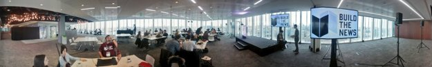 360 view of the Build The News hackday
