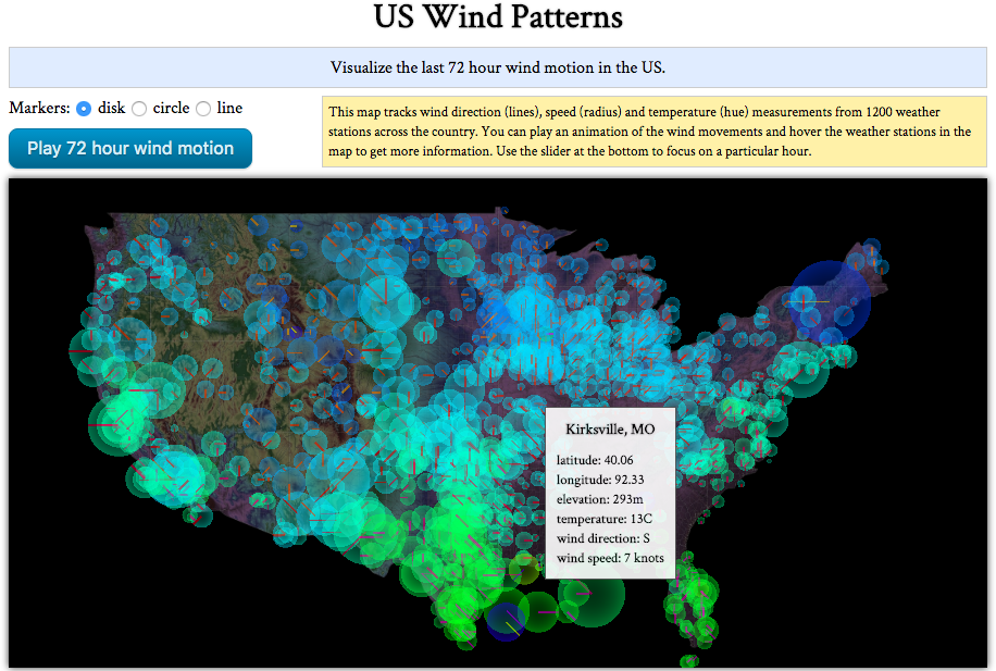 Us Wind Direction Map Globalinterco - Wind map for this week us