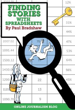 Data journalism book Stories with Spreadsheets
