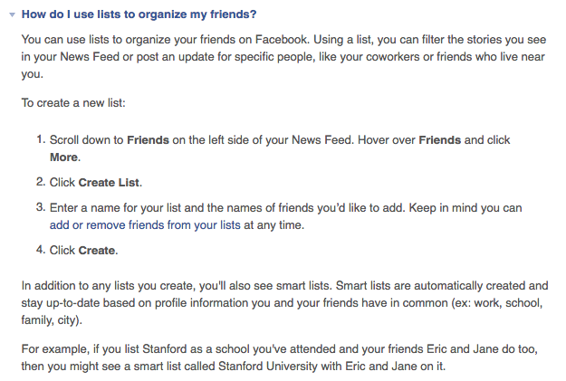 facebook-friends-lists