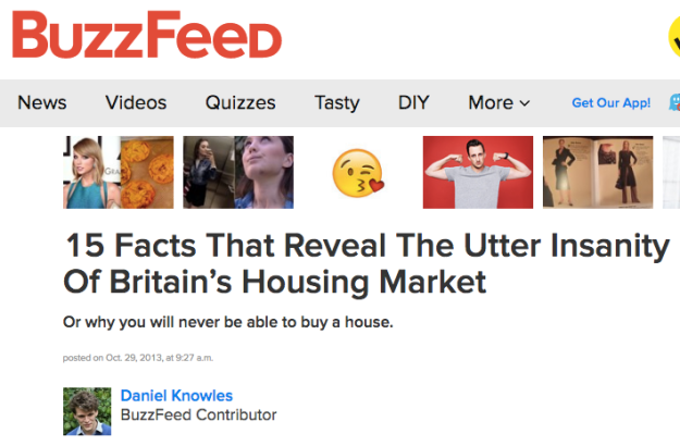 15 Facts That Reveal The Utter Insanity Of Britain's Housing Market