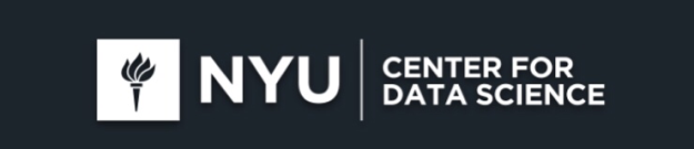 NYU Center for Data Science logo