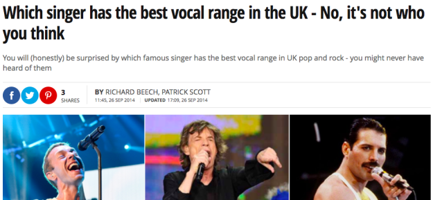 Which singer has the best vocal range in the UK No it s not who you think Mirror Online