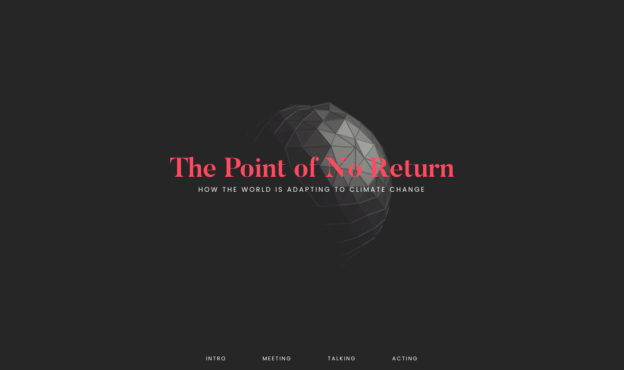 Silver in Humanitarian/Global: SILVER The Point Of No Return - How the world is adapting to climate change