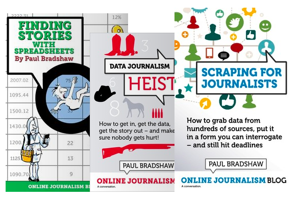 data journalism books
