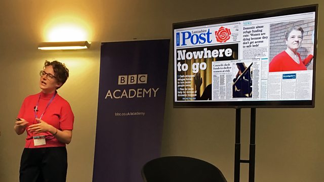 Local journalism is getting more data-driven — and other thoughts on Data Journalism UK 2017