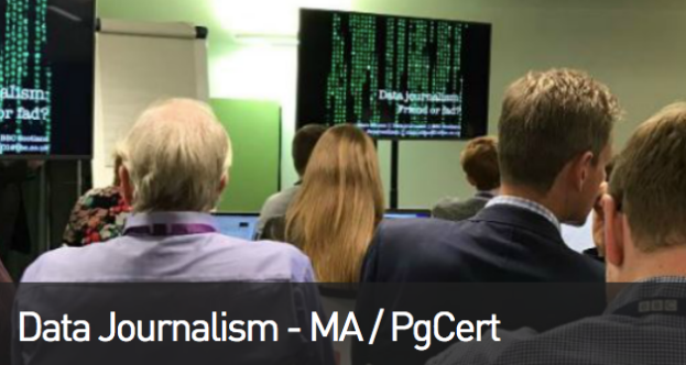 Data Journalism PGCert