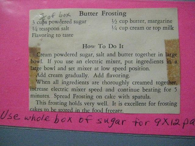 recipe by Phillip Stewart
