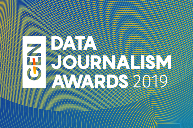 Data Journalism Awards 2019 logo