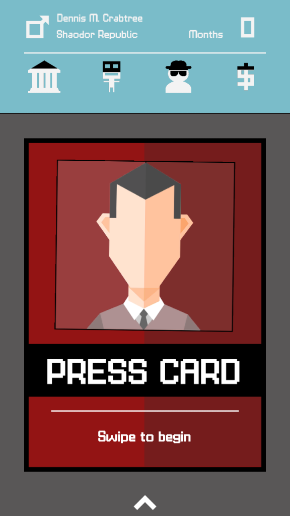 virtual press card